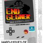 Hard-Moves 2011 - Plakat