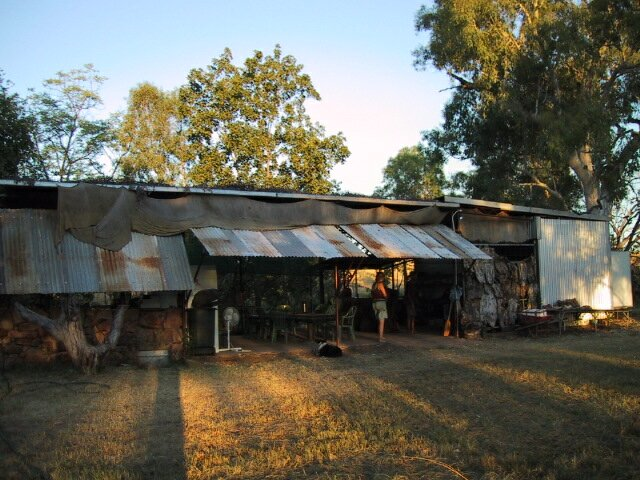 Mornington Station und Old Mornington Bushcamp (III)