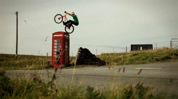 "Danny MacAskill – ""Way back home"""