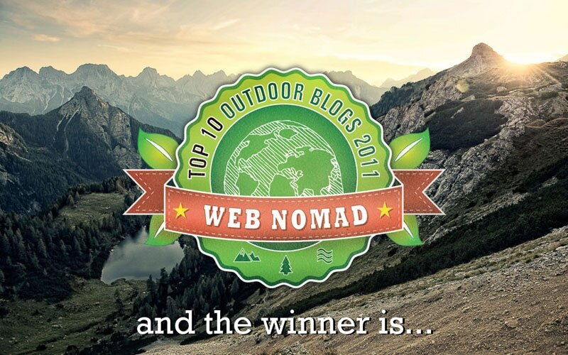 Outdoor Blog Award 2011 – Die Gewinner