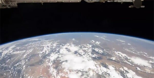 'This is Our Planet' – ISS Time-Lapse