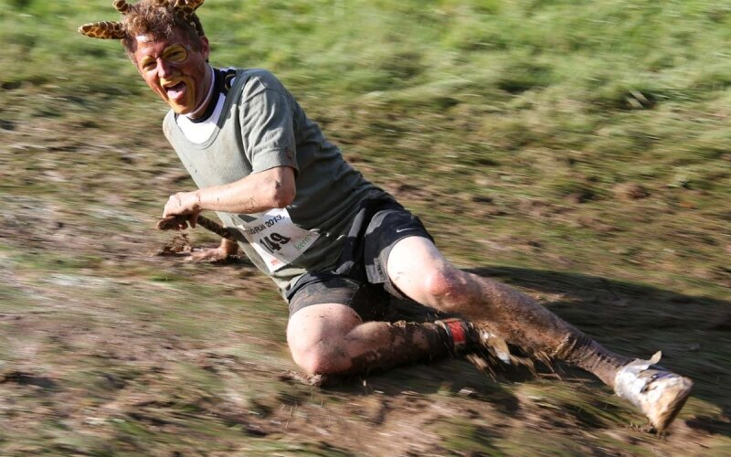 TOUGHRUN, BraveheartBattle, ToughMudder, Strongman, Spartan Race, Mission Mudder, Heggestorzelauf – Schlammläufe und Drecksauläufe liegen absolut im Trend